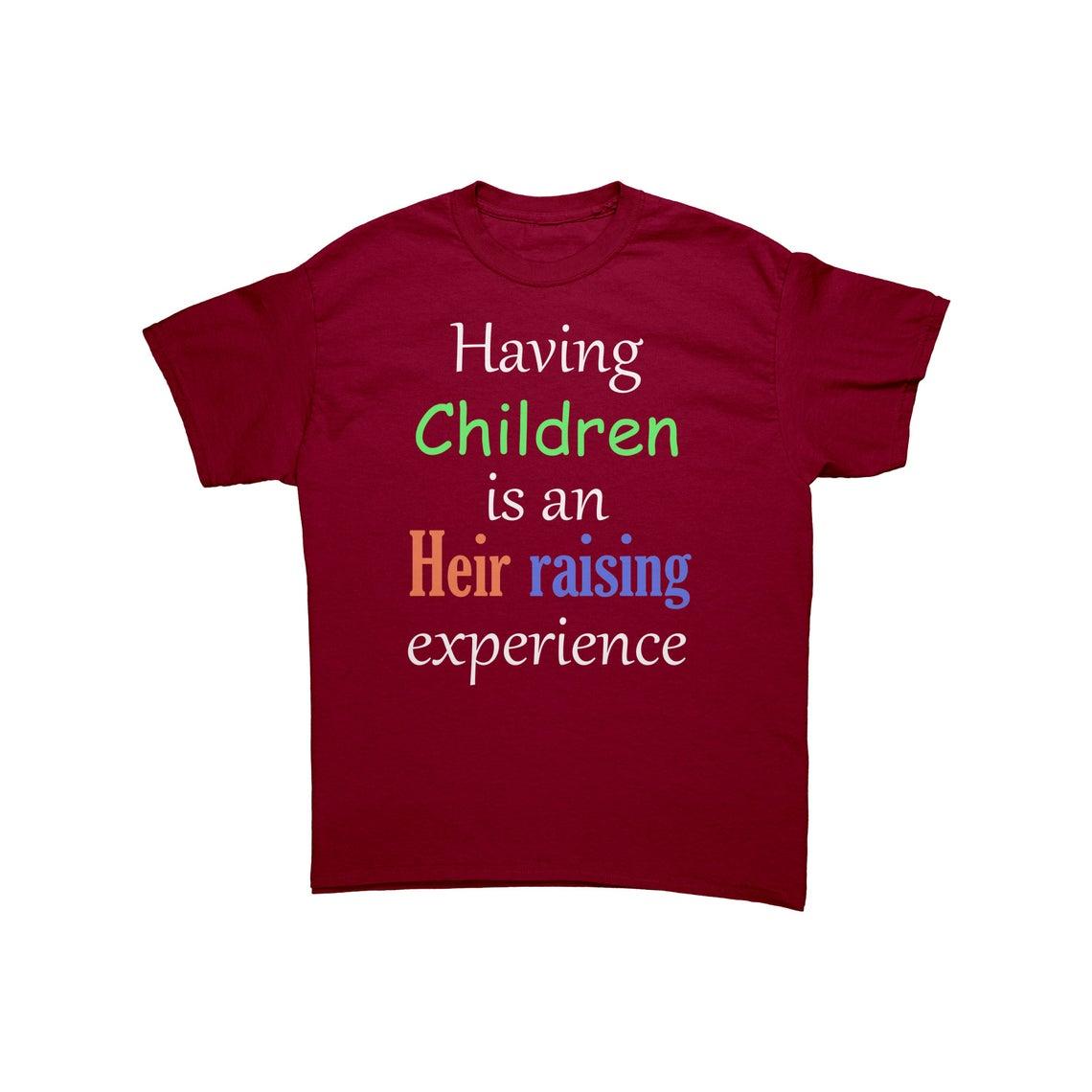 http://Heir%20Raising%20Dark%20T-Shirt