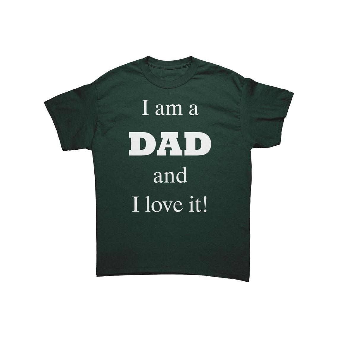http://Love%20Being%20Dad%20Dark%20T-Shirt