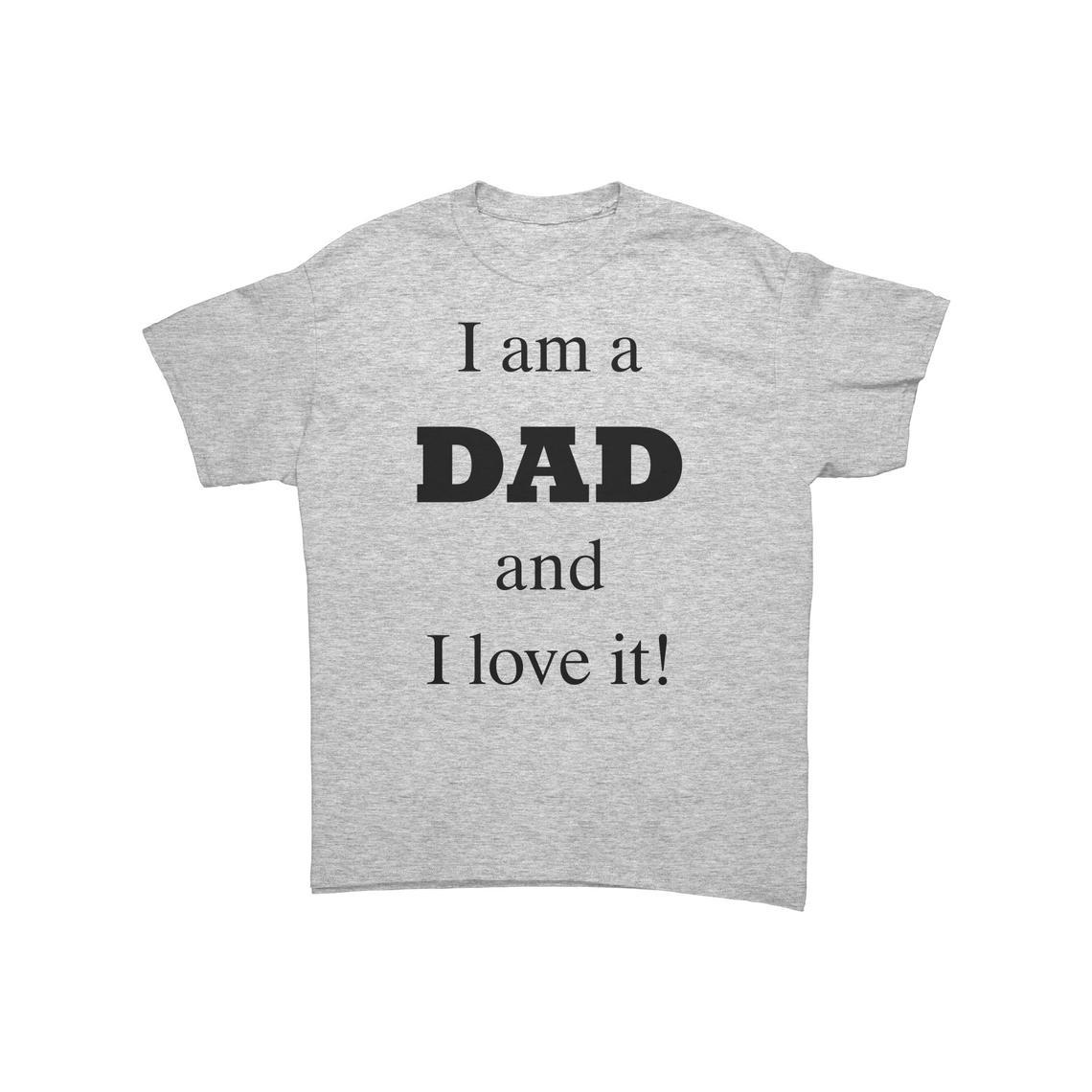 http://Love%20Being%20Dad%20Light%20T-Shirt